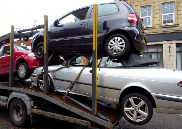 Scrap Car Removal Service Brisbane